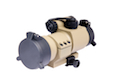 G&P 30mm AP Red Dot Scope Sight (Tan)