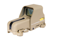 G&P 53 Red/Green Dot Scope Sight  (Tan)
