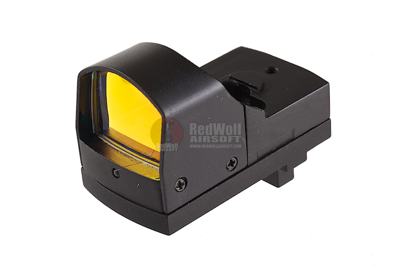G&P OP Type Red Dot with Base for Glock