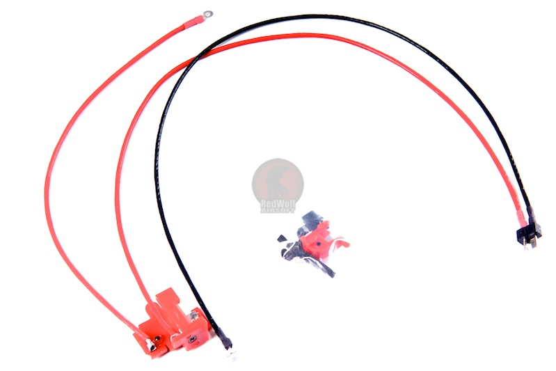 G&P Teflon Switch Assembly (Back) (Small T-Plug) for Ver. 2 Gearbox