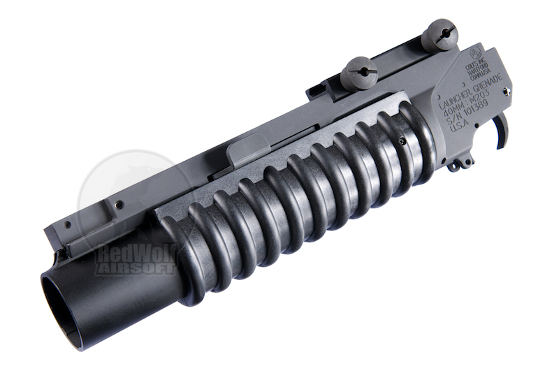 G&P QD M203 Grenade Launcher For RAS Only (Short)