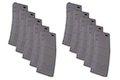 G&P Ball Ball Mid-Cap (130rds) Magazines - Gray (10pcs / Pack)