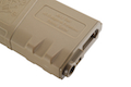 G&P Skull Frog 140rds Magazine w/ Handle (FDE) for Tokyo Marui M16 Series
