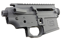 G&P Salient Arms Licensed Metal Body for Tokyo Marui M4 / M16 Series & G&P F.R.S. Series  - Gray