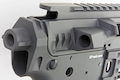 G&P Signature Receiver for Tokyo Marui M4 / M16 & G&P FRS Series - Gray