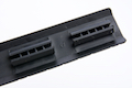 G&P M-Lok Soft Rail Cover - Black