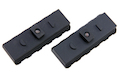 G&P M-Lok 54mm Rail Set -Black