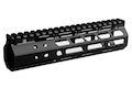 G&P Multi-Task Fore Change System 8 Inch M-Lok (Slim) for G&P M.T.F.C. System - Black