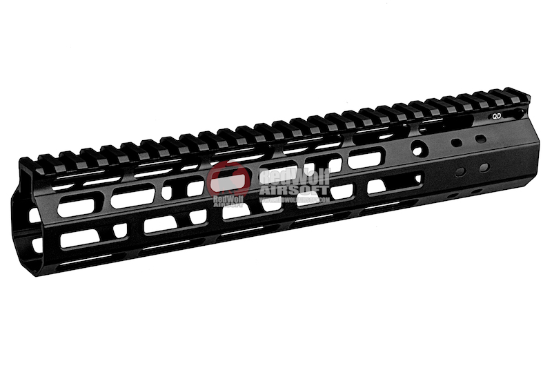 G&P Multi-Task Fore Change System 10.75 Inch M-Lok (Slim) for G&P M.T.F.C. System - Black
