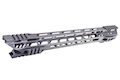 G&P Multi-Task Fore Change System 16.2 Inch Shark M-Lok for G&P M.T.F.C. System - Gray