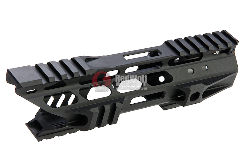 G&P Multi-Task Fore Change System 8 Inch Shark M-Lok for G&P M.T.F.C. System - Black