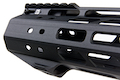 G&P Multi-Task Fore Change System 8 Inch Shark M-Lok (Slim) for G&P M.T.F.C. System - Black <font color=yellow> (5G Sale)</font>