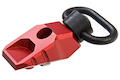 G&P Adjustable QD Sling Swivel for M-Lok/ Keymod System - Red