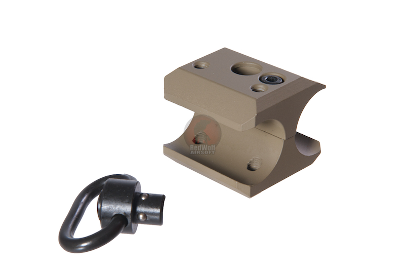 G&P M870 Barrel Mount Sling Swivel Adaptor (Sand)
