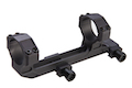 G&P 30mm Dual Scope Mount (H) (Gen II) - Gray