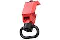 G&P QD Sling Swivel A for RAS Series - Red