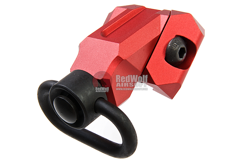 G&P QD Sling Swivel B for RAS Series - Red