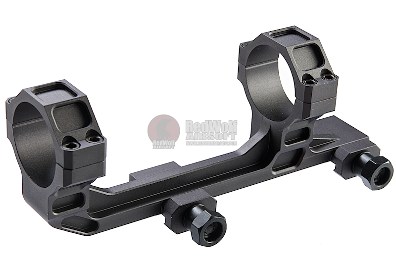 G&P 30mm Dual Scope High Mount for RAS Series - Gray