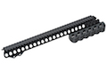 G&P Shot Shell Receiver Rail (Medium) for Tokyo Marui M870 Breacher<font color=yellow> (5G Sale)</font>