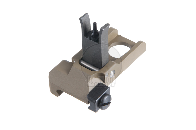 G&P Flash QD Flip Up Sight (Sand)
