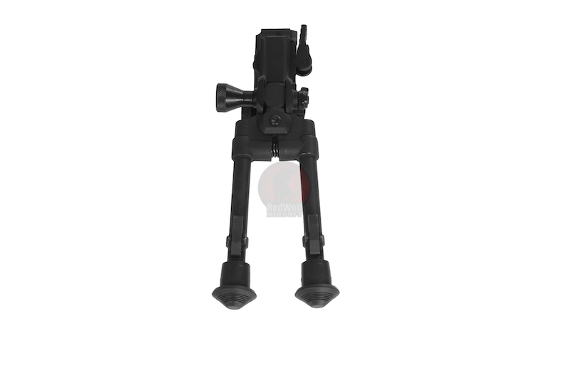 G&P Reinforced Bipod w/ DMR Rail (Medium / Sand)