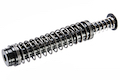 G&P Enhance Steel Recoil Spring Set for Umarex(VFC) G17 Gen 4 GBB Pistol - Black