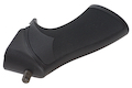 G&P Revolver Style Shotgun Grip for G&P M870 Shotgun Series - Black
