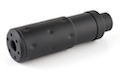G&P Mini KAC Type Silencer (14mm Clockwise) (Black)