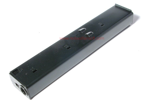 G&P M16 9mm Magazine (90 Rounds) for M635