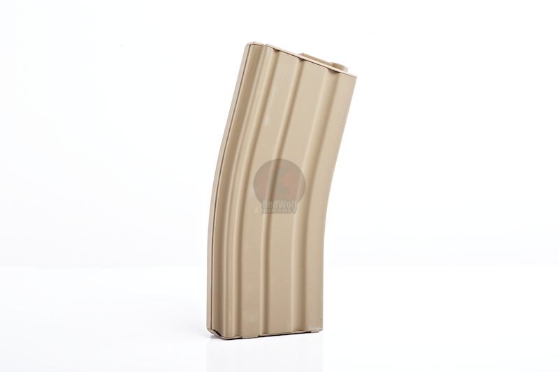 G&P 130 Rds M4 / M16 Magazine (for AEG) - Sand