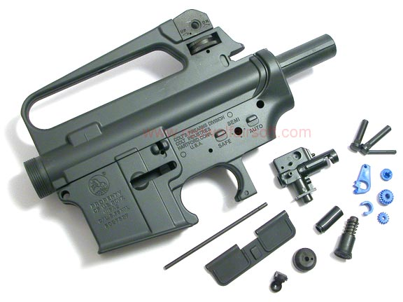 G&P Metal Receiver for M16A2