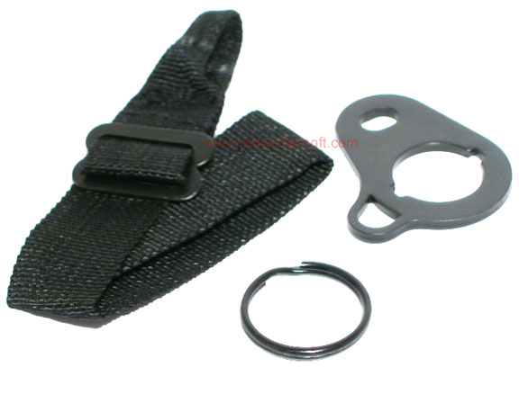 G&P Metal Rear Sling Adaptor Type A for M4 Series