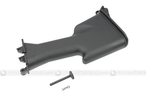 G&P Fix Stock for M249 (Black)