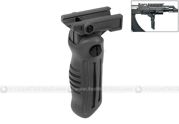 G&P Folding Grip for AK RAS (Black)