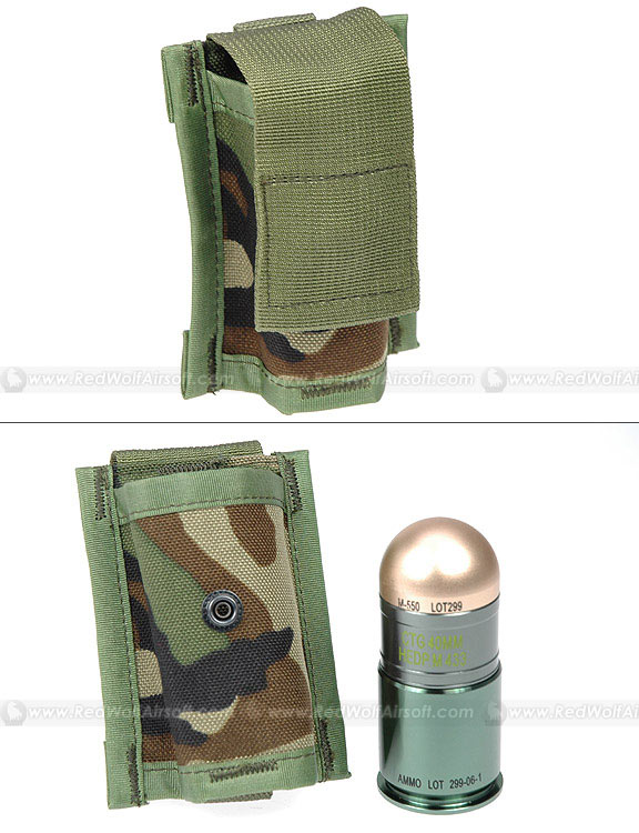 G&P M203 Grenade Shell (Package A)