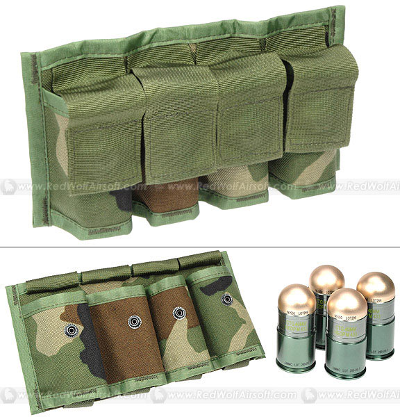 G&P M203 Grenade Shell (Package C)
