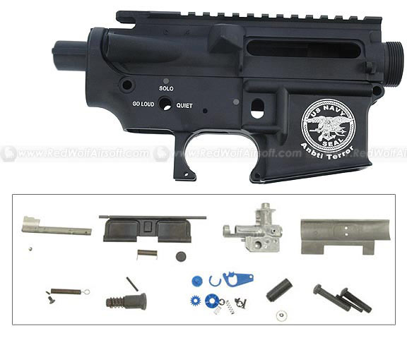 G&P Navy Style Metal Body (B Type) for M4/M16 series