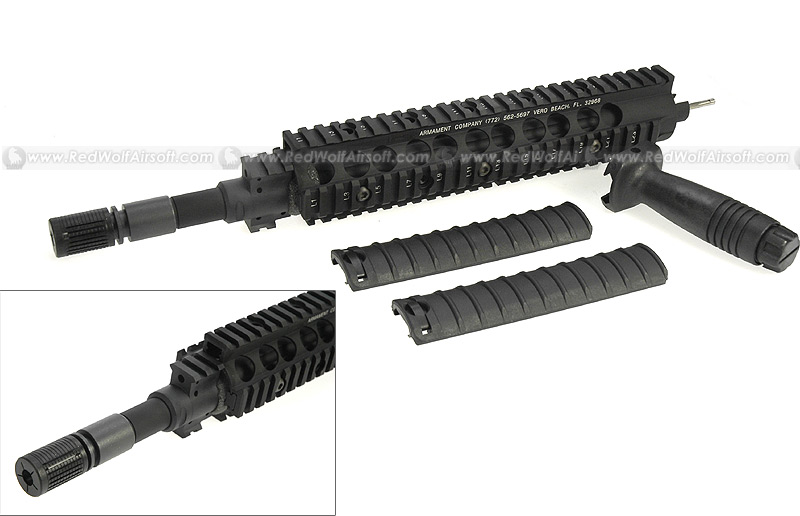 G&P SR-25 URX Front Set for G&P SR-25 series