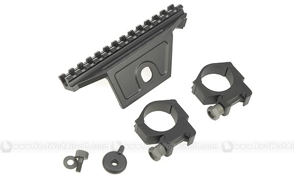 G&P Military Type Scope Mount Base (B Style) for M14