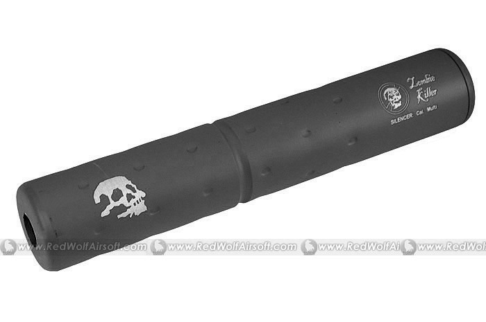 G&P Zombie Killer Silencer (14mm) (Black)