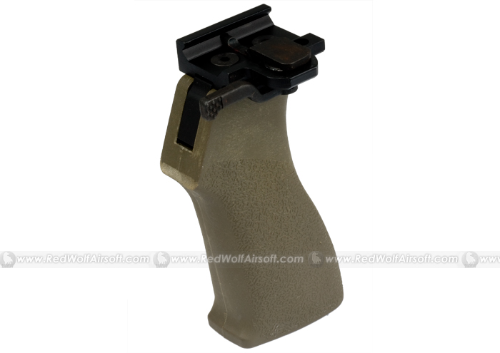 G&P TD M16 QD Grip for RIS rail (OD)