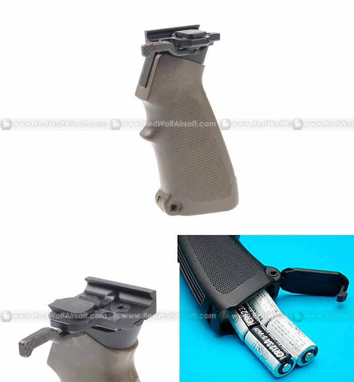 G&P Battery Store QD Grip (OD)