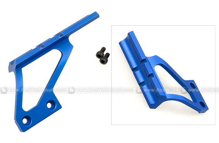 G&P Scope Mount Base (Short, Blue) for Marui Hi Capa