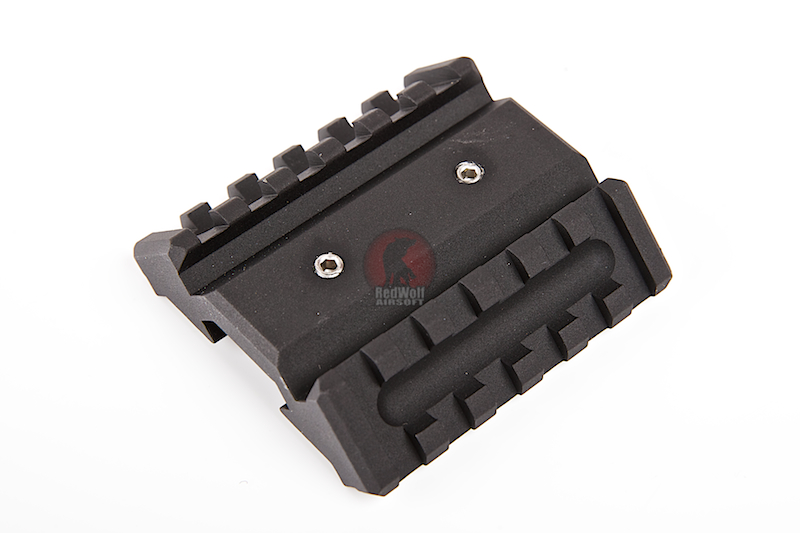 G&P Aluminum Dual Offset Rail Interface for RAS Series
