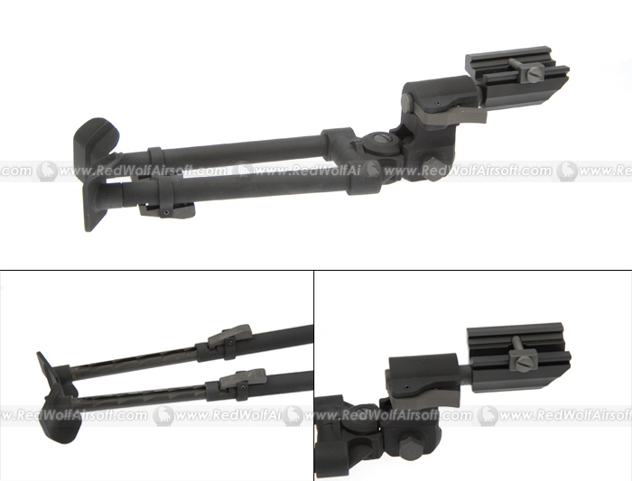 G&P Multi Purpose QD Bipod with RAS Bipod Mount