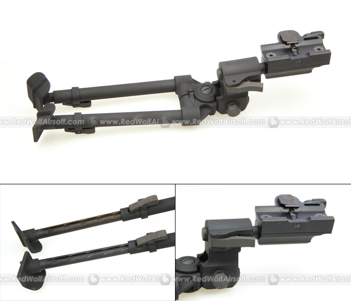 G&P Multi Purpose QD Bipod with QD Bipod Mount