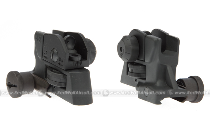 G&P CQB/R Rear Sight