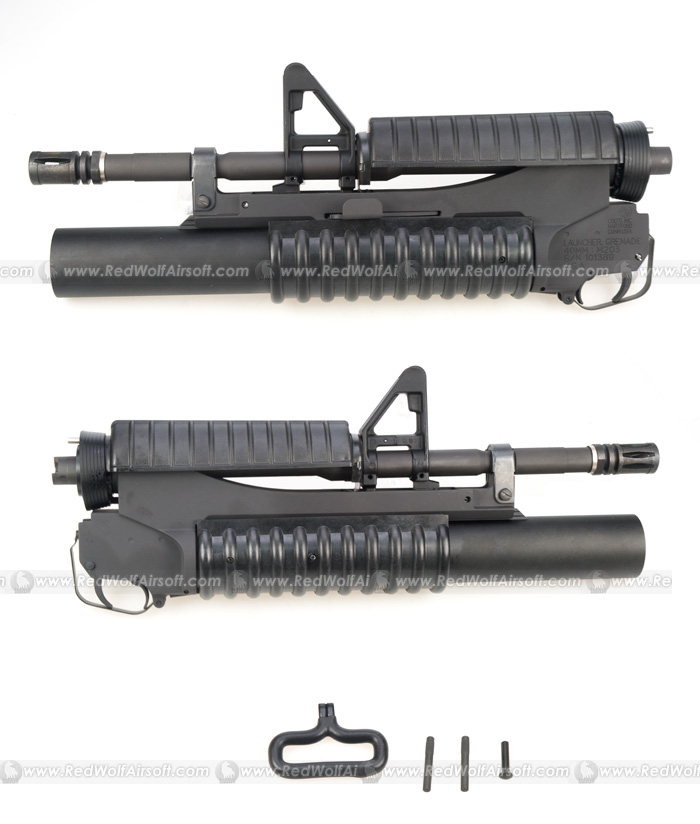 G&P M4 with M203 Front Set (Long)