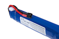 G&P 11.1v 1200mAh (30C) Li-Poly / LiPo Rechargeable Battery (Small Deans / T Connector)