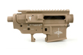 G&P Vltor Type Metal Receiver for Marui M4 / M16 AEG (Sand)